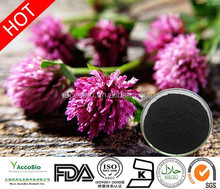 Top quality Red Clover Extract, Hot sale Red Clover Extract powder
