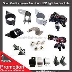 Roof mount led light bar brackets Off Road Jeep Wrangler Truck SUV ATV 4x4 accessories