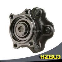 Rear Axle Drive Shaft Bearings Wheel hub with bearings