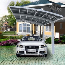 2015 china metal car parking canopy for boat