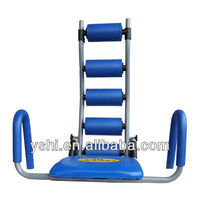 Blue Abdominal Exerciser for Abdominal Core Workout - As Seen on TV