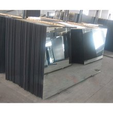 Factory high quality double coating aluminium mirror float 3mm