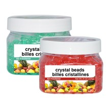 150g 225g 340g elegant home crystal beads gel air freshener wholesale