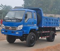 Foton Forland Mini Dump Truck 4x4 Truck