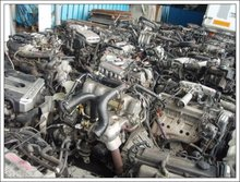 Japanese used car engine and parts