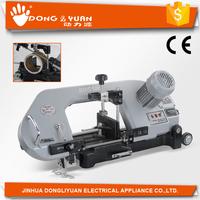 portable metal cut band saw machine