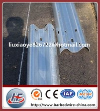 High Quality Safety Stainless Galvanized Steel Highway Guard Rail Price,Safety Crash W Barrier