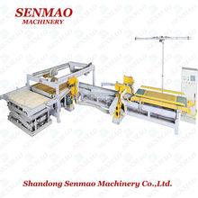 hard plywood automatic four sides cutting machine/table saw mdf cutting machinery