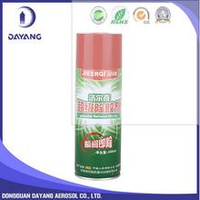 Alibaba buena calidad ariel detergente se utiliza ampliamente para eliminar los residuos