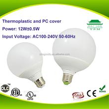 Fashion Designed Energy Saving LED 12W Light Bulb Plastic Cover
