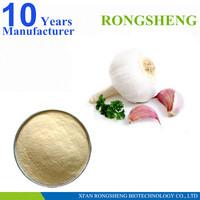top quality organic garlic extract 1% allicin cas 539-86-6