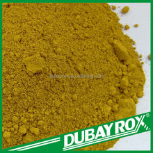 Various Colour Of Iron Oxide Yellow for Asphalt Color Coating Manufacturer