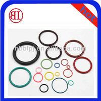 colored rubber circle /NBR/viton seal o ring /silicone seal o ring