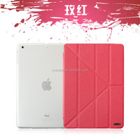 Leather Case For Ipad Air Flip Folding With Stand Hot Selling