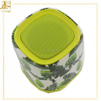 2015 best design portable bluetooth speaker with FM MIC TF Card function