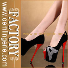 New Arrival High Quality Sequin Women Fashion High-heeled Shoes