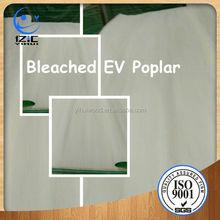 EV Poplar Veneer Rubber Wood Finger Joint Board