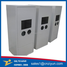 OEM metal steel case for machine equipment