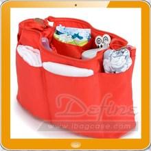 handy decorative storage basket with handle