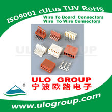 Best Quality Promotional 3 Poles Female Wire To Board Connector Manufacturer & Supplier - ULO Group