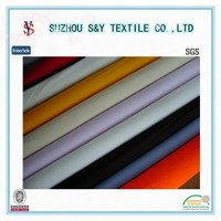 Polyester fabric 75D 210T 230T 240T 260T pongee full-dull/semi-dull for suits