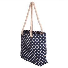 wholesale Fashion polka dot women's handbag shoulder bag