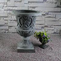 Fiberglass Decorative Interior Plant Pots