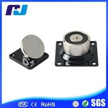 Stainless Steel Magnet Door Stopper, Mortise or Mounted Door Holder for Fire Door, Magnet Door Catch