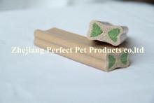 dental calcium dog bone(nutritional shaped double-heart)