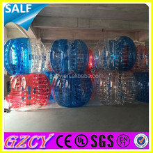 Factory Direct Supply body bumper ball, soccer bubble, bumper football