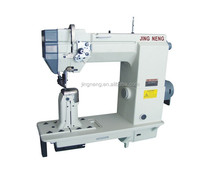 Sewing machine for leather products
