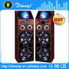 2.0 CH Professional Stage Audio Speaker With VFD display