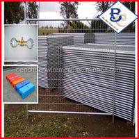 easily to installed australia temporary fence