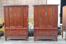 Antique painted cabinet furniture