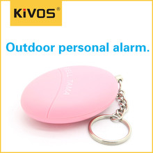Kivos Personal security alarm use for students , girls ,elders and people who live alone