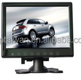 7 inch lcd rear view car back up dashboard monitor