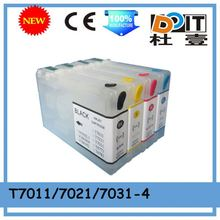 Paypal accept compatible ink cartridge for Epson WorkForce Pro WP 4515 with resettle chip