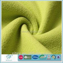 polar fleece tpu film bonded fabric for winter wear