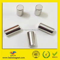 Diametrically magnetized cylinder neodymium magnet