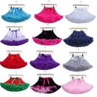 Hot New Girl Fashion Petticoat Tutu Skirts For Wholesale