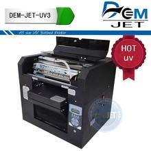 Multifunctional flatbed printer latest 1440 dpi acrylic laser cut sign digital flatbed printer