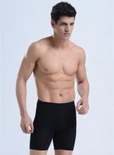Lift the hips breathe elasticity belly slim three shorts shapewear