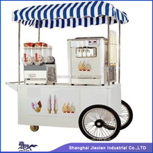 2015 Shanghai JX-IC160.portable ice cream vans for sale