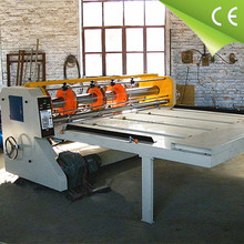 automatic FYQ series of corrugated paperboard separating paper,rolling the line ,slicing thecorner &openingthe slot machine