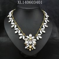 fashion necklace wholesale body jewelry no minimum order NSNK-17663
