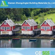 Building materials green and environmental Exterior Wall Fiber Cement Board