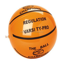 Plastic/PVC Sport Inflatable Basketball Toys