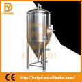 Aço inoxidável cônico fermentador fermentação tanques para venda