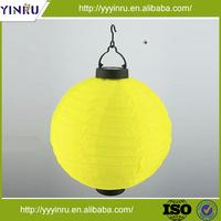 Newest wholesale LED Solar Power Lantern Lamp Festive Garden Xmas Ball String Fairy Light Multi Color Christmas Lights Lamps