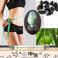 slim girls hot selling Hydroxycitric Acid Powder/Garcinia Cambogia Extract